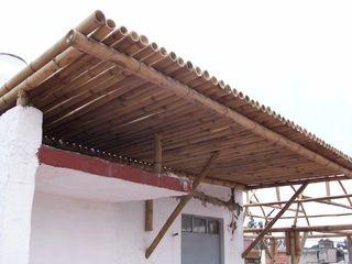 GRENBO Lojas & Imóveis comerciais asiáticos Bambu Efeito de madeira