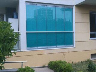 METRAKARE İÇ VE DIŞ TİC. LTD.ŞTİ. Balconies, verandas & terraces Accessories & decoration قطن Turquoise