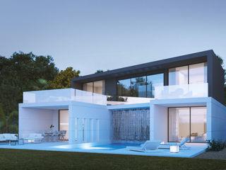 Pacheco & Asociados Villas Sandstone White