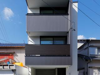 ナイトウタカシ建築設計事務所 Small houses Iron/Steel Black