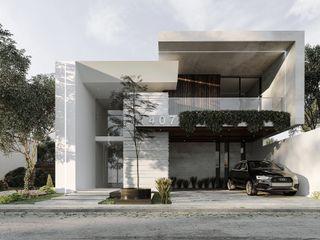 Rebora Arquitectos Modern Houses