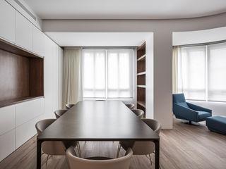 amBau Gestion y Proyectos Moderne Esszimmer