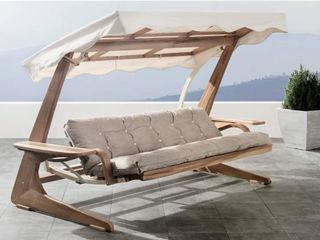 Patio Furniture (Outdoor) SG International Trade Garden Furniture Wood