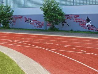 Sportanlage Gymnasium Heidberg Munder und Erzepky Landschaftsarchitekten Moderne Schulen