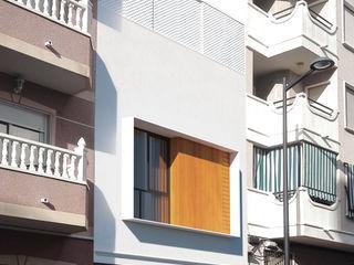 NUÑO ARQUITECTURA Condominios Aluminio/Cinc Blanco