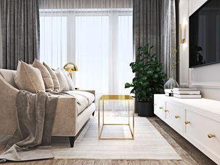 Ambience. Interior Design Salon classique