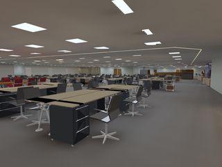 Iluxion Estudios y oficinas modernos