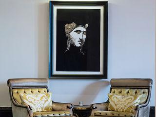 GRANDHOTEL SCHLOSS BENSBERG | Interior Design MARKUS HILZINGER Klassische Hotels Bernstein/Gold