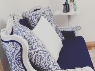 Segunda Oportunidad HouseholdAccessories & decoration Cotton Blue