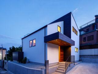 一級建築士事務所haus 목조 주택