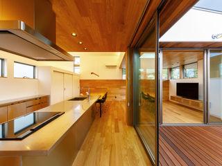 一級建築士事務所haus 스칸디나비아 주방