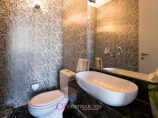Cristina Reyes Design de Interiores BathroomSinks