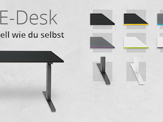 Life E-Desk - So individuell wie du selbst! Büromöbel-Experte ArbeitszimmerSchreibtische
