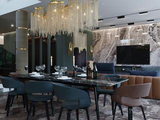 VITTAGROUP 现代客厅設計點子、靈感 & 圖片