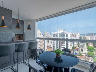 Studio Diego Duracenski Interiores Balcony