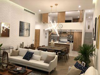 DE LEON PRO Ruang Keluarga Modern