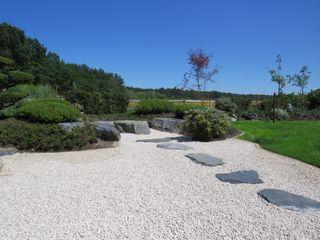 Kokeniwa Japanische Gartengestaltung Zen garden