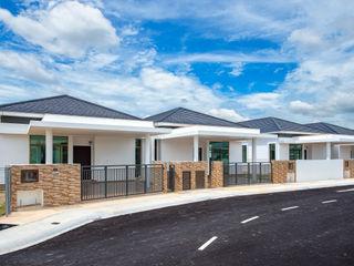 Architect T.Y. Au Commercial Spaces Bricks White