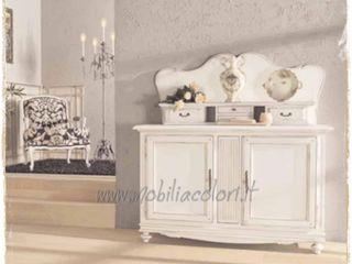 Credenze stile provenzale nella misura che ti serve! Mobili a Colori Cucina attrezzata Legno Bianco
