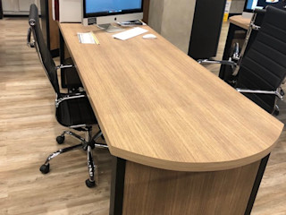 Nunco Mobler Office spaces & stores Wood Wood effect