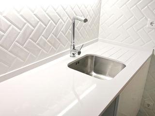 Decor-in, Lda KitchenBench tops Stone White