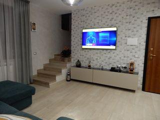 RISTRUTTURAZIONE APPARTAMENTO Architetto Paolo Cara SoggiornoSupporti TV & Pareti Attrezzate Carta Grigio