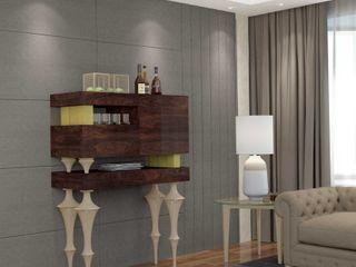 Intense mobiliário e interiores Sala da pranzoScaffali per il vino
