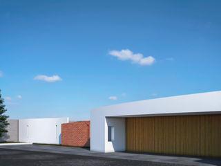 ACCESO PRIM ODRACIR Casas modernas