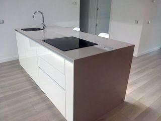 O. R. Group KücheArbeitsplatten Weiß