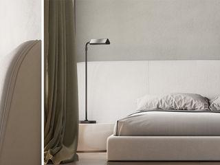 he.d group Small bedroom Алюміній / цинк Зелений