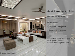 RAVI - NUPUR ARCHITECTS