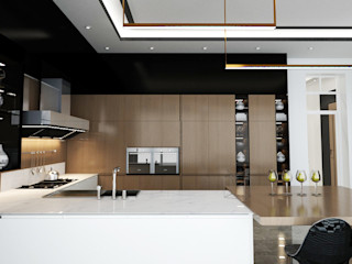 Loop Projects Cocinas modernas