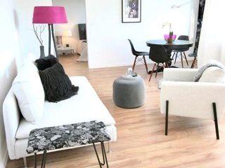 Münchner home staging Agentur GESCHKA Salon moderne