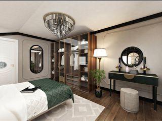 Eyüp Atalay Design Studio Classic style dressing room