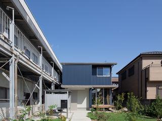 一級建築士事務所 想建築工房 Einfamilienhaus Metall