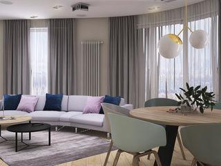 Better Home Interior Design Ruang Keluarga Modern