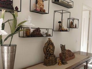 Saloni Narayankar Interiors Living roomAccessories & decoration Kayu Brown