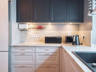 Granit o jasnej barwie GRANMAR Borowa Góra - granit, marmur, konglomerat kwarcowy KuchniaBlaty Kamień Biały