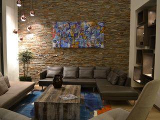 Garage Interiorismo y Diseño Living roomSide tables & trays