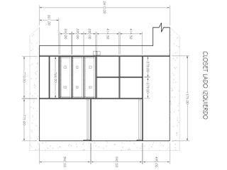 Innovarquitec HouseholdStorage Chipboard Black