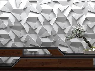 ZICARO - producent paneli 3D Walls & flooringWall tattoos Ceramic Grey
