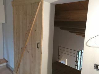 porta in stile ' 700 povero il falegname di Diego Storani CasaAccessori & Decorazioni