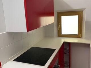 cucina moderna il falegname di Diego Storani CasaAccessori & Decorazioni