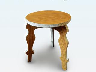 bgdesign HouseholdAccessories & decoration Chipboard Wood effect