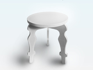 bgdesign HouseholdAccessories & decoration Plywood White