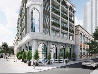 Hoang Long Green Офіси та магазини