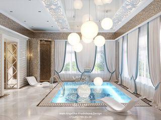 Дизайн-студия элитных интерьеров Анжелики Прудниковой Classic style pool