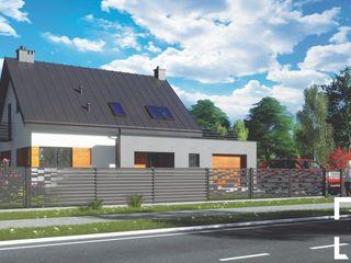 Gaskomtech Casas modernas