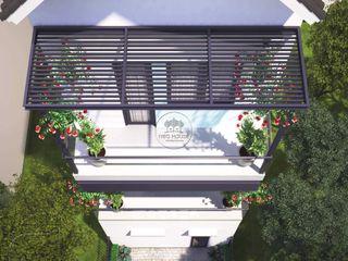 Mẫu thiết kế nhà phố 3 tầng tân cổ điển đẹp kiêu sa tại Cà Mau NEOHouse