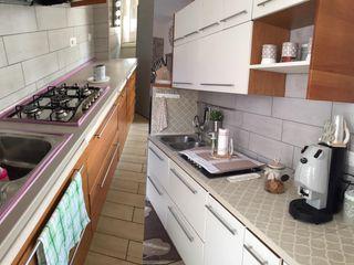 Cambia la tua cucina con un nuovo colore: idee, passaggi e foto Mobili a Colori
